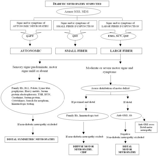 NCV, nerve conduction studies; NIS, neurologic impairment score (sensory